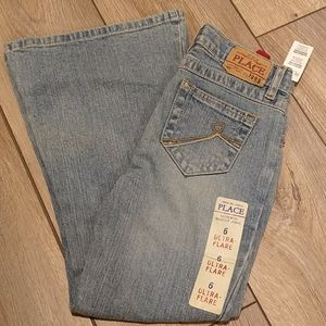 Children's Place girls jeans